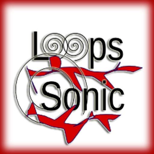 Sonic Loops free iOS App