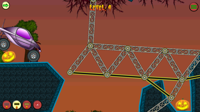 Railway bridge. Halloween screenshot two