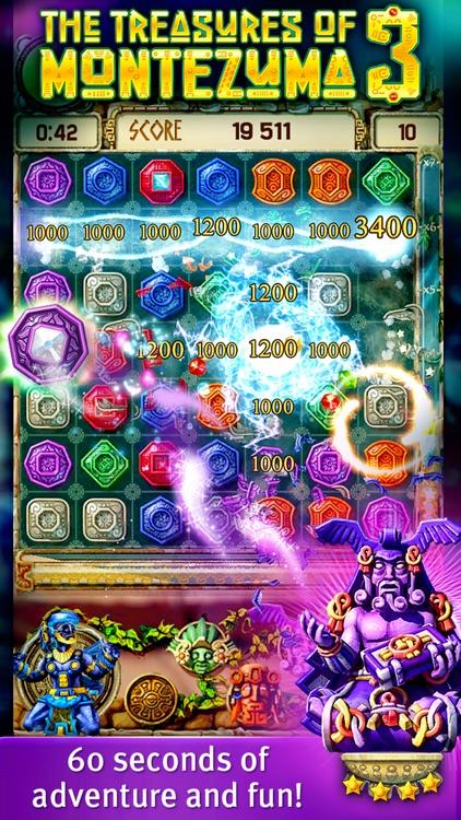 The Treasures of Montezuma 3 screenshot-0