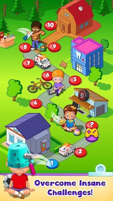 Kids Doctor Little Children Hospital Fun FREE Game screenshot four