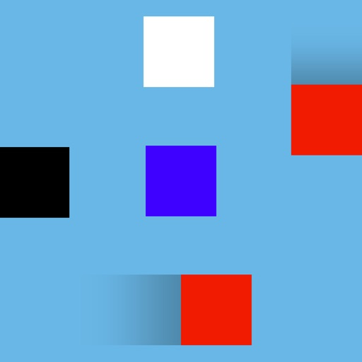 Swipe Square - Endless Color Match