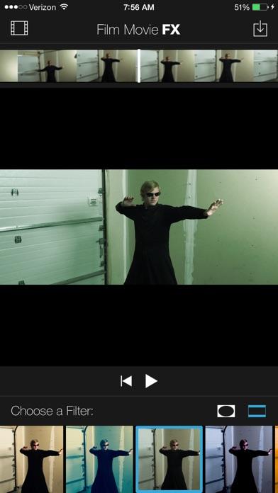 Screenshot #5 for Film Movie FX