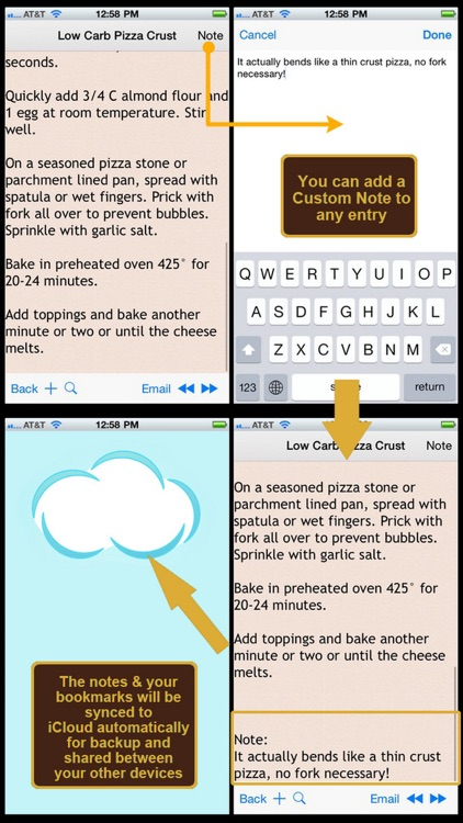 Diabetic Recipes Plus+ screenshot-4