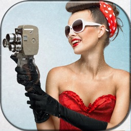 Pin Up Girl Photo Montage – Change Your Look in Vintage Girls Pic Edit.or & Make.over Games