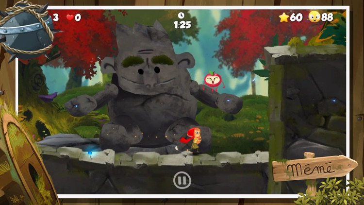 RedStory - Little Red Riding Hood screenshot-4