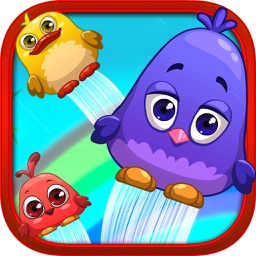 Twittys in Rio - Free Birds Puzzle Game