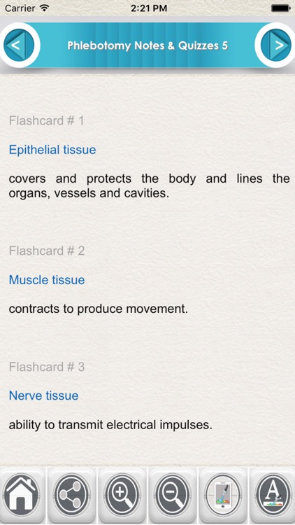 Phlebotomy Exam Review 2000 Flashcards screenshot-0