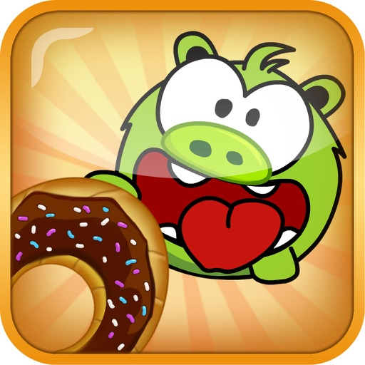 Hungry Piggy Donuts Mania Edition