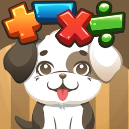 Puppies Guide to Mathematics: Addition, Subtraction, Multiplication and Division