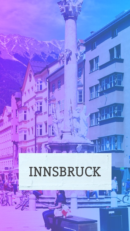 Innsbruck Tourism Guide screenshot-0