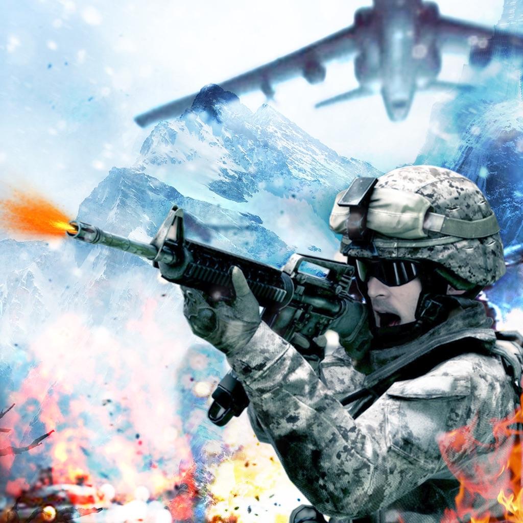 Arctic Sniper 3D Shooter - Marksman Perfect Aim to Kill Global Terrorist hack