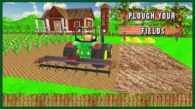 Village Farmer Simulator screenshot-3