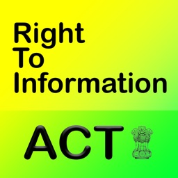 Right To Information Act India