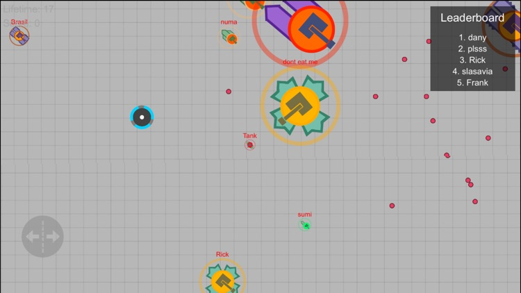 diep.io battle - new slither.io theme : battle of tanks by shooting other tanks