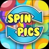 Spin Pictures - Solve The Image - Hardest Game