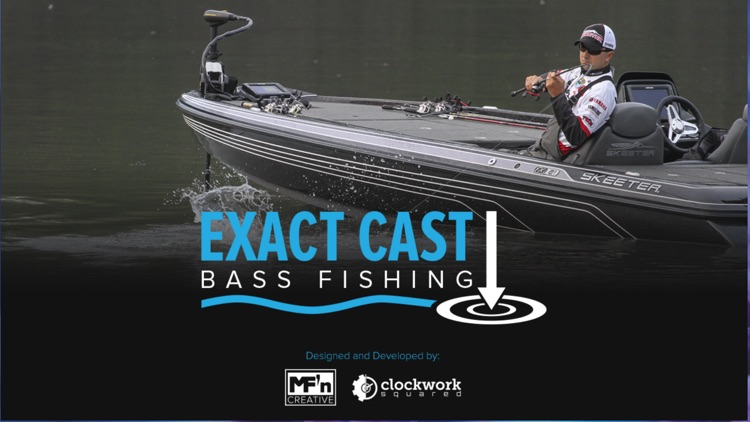 Exact Cast Bass Fishing