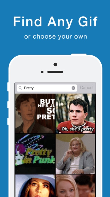 GifShare: Post GIFs for Instagram as Videos
