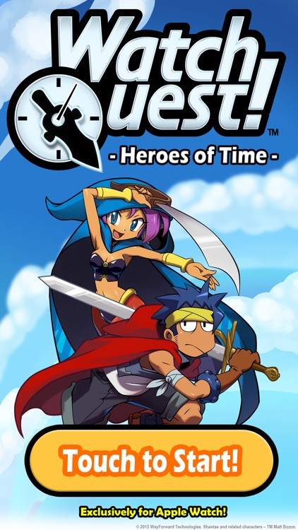 Watch Quest! Heroes of Time