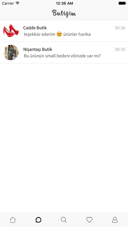 Butiğim - Sosyal Alışveriş screenshot-3