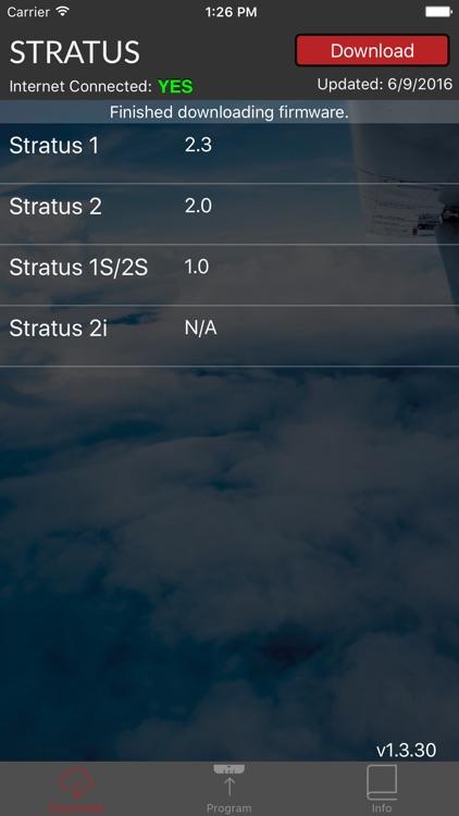 Stratus Updater