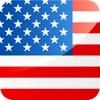 美国播放,什么是该国国旗,和资本?免费