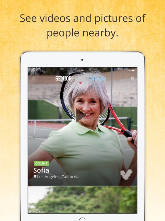 Free dating apps for older adults