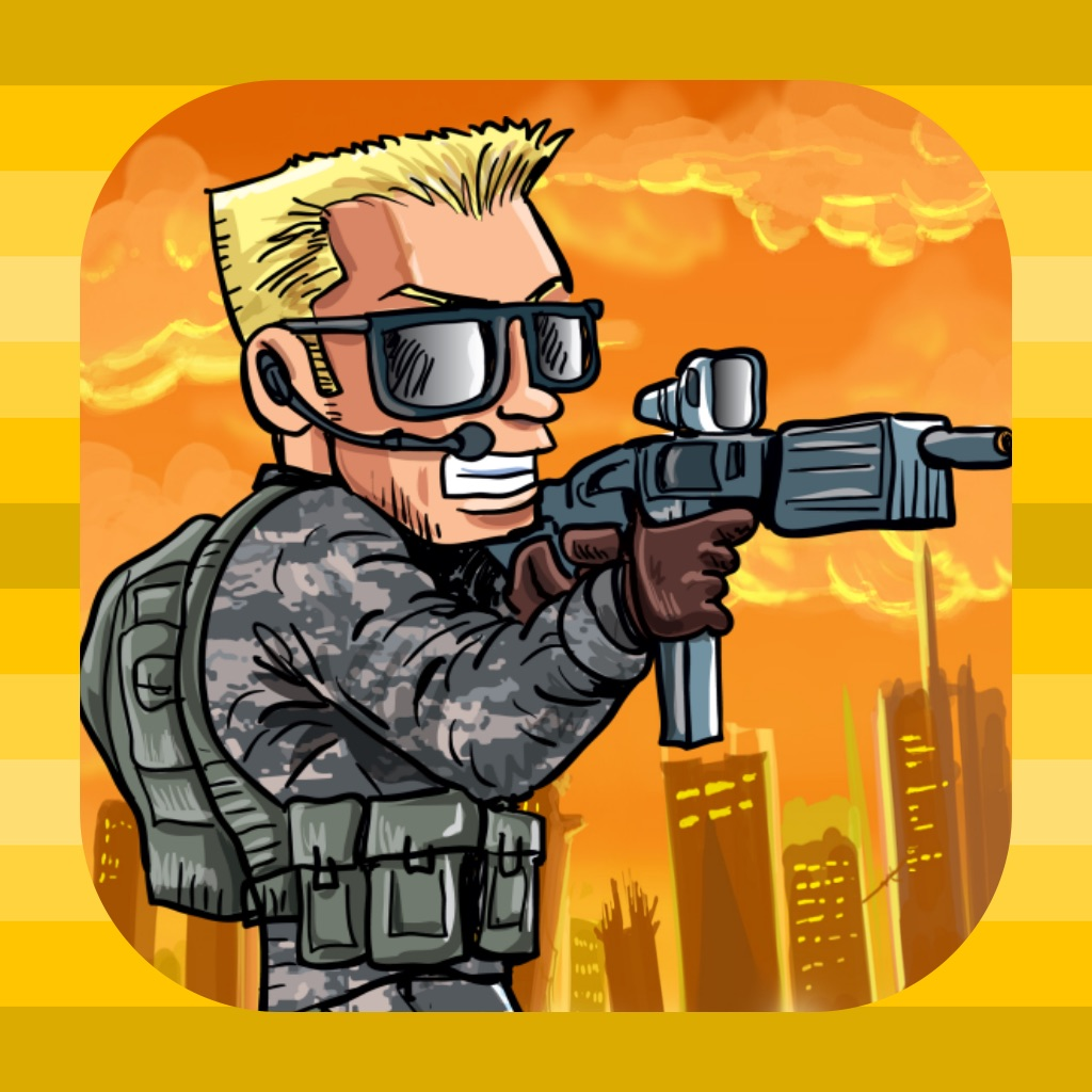 Army Strike Combat War : Attack Soldier Shooters Free Games hack