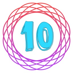 10 Circle Can you get - Addicting & Simple & fun puzzle free game