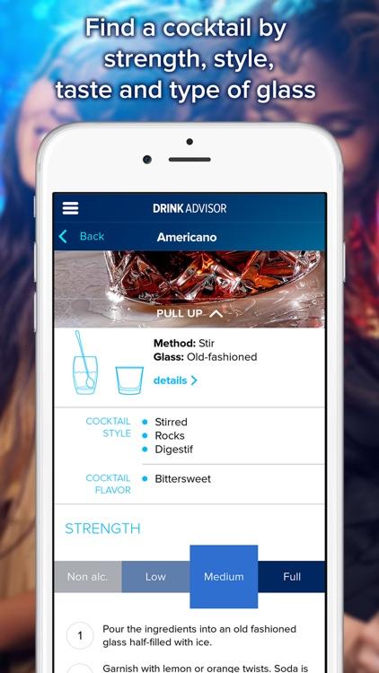 DrinkAdvisor - World's Best Bars, Night Clubs & Restaurants Guide screenshot-4