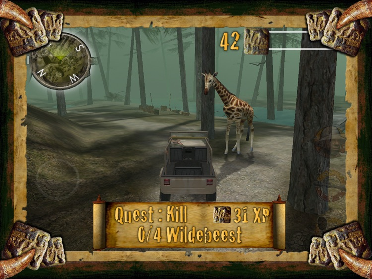 4x4 Safari: Evolution