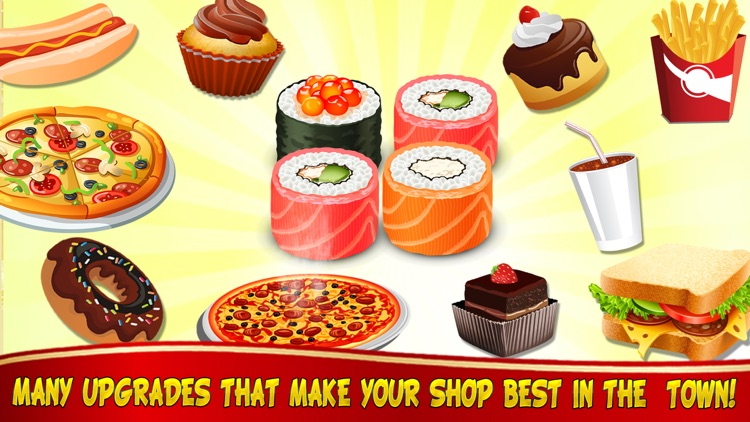 My Sushi Cafe : Food Maker Cooking games for kids