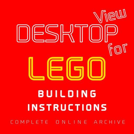 Desktop View For Lego Building Instructions Complete Lego Online