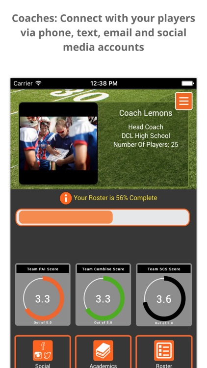Tracking Football