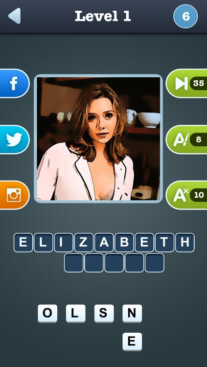 Guess The Celeb - Who's That Celebrity Star Quiz Game FREE