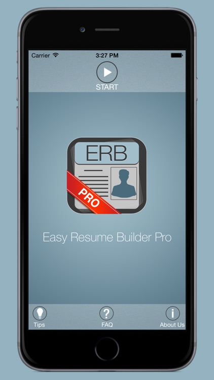 Easy Resume Pro: Resume Notepad for Job Search screenshot-1