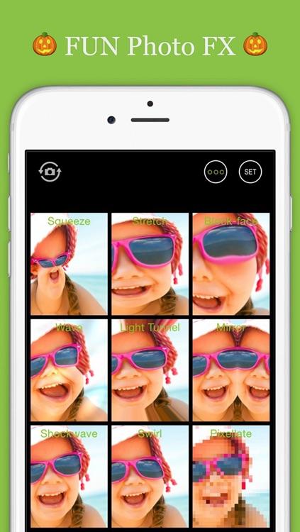 FunCamera - Fun photo fx on your photo