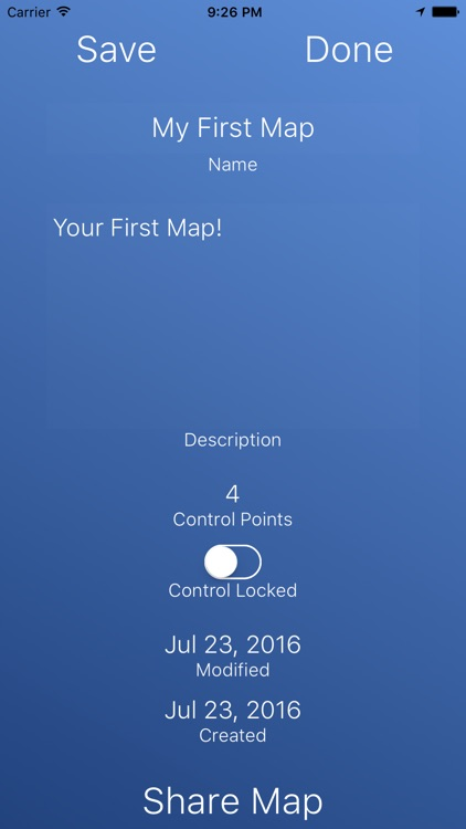 MapImg - Real Maps. In your pocket. screenshot-4