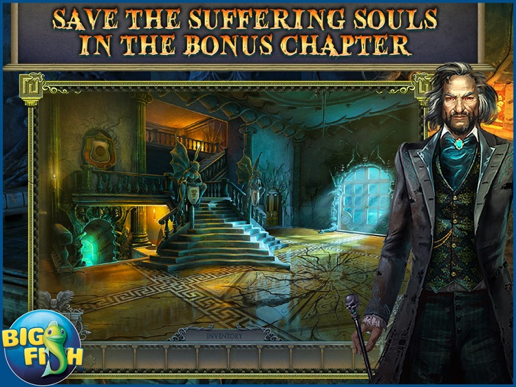 Secrets of the Dark: Mystery of the Ancestral Estate HD - A Mystery Hidden Object Game (Full) screenshot-3