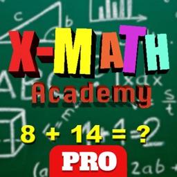 X-Maths Academy - Learning maths - Kids Game