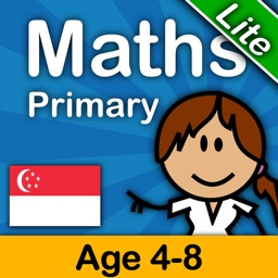 Maths Skill Builders - Primary - Singapore - Lite