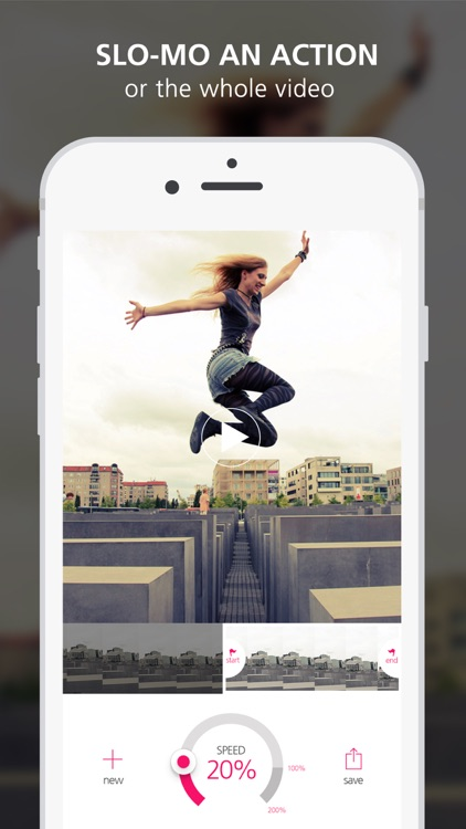 Slo Mo Video - Slow Motion Vid Speed Editor for YouTube and Instagram screenshot-3