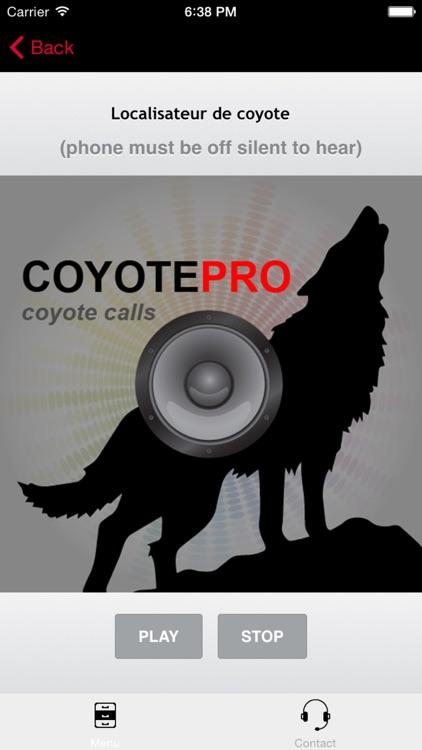 Le Coyote Appelle à La Chasse Aux Prédateurs - (aucune annonce) Bluetooth Compatibles