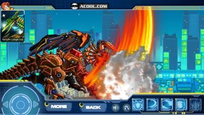 点击获取Toy Robot War: Triceratops