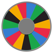 Twisty Summer Games - Tap The Circle Wheel To Switch and Match The Color Game