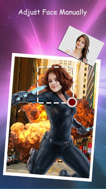 Superhero Face Maker - Replace any Face with Super Hero Costume & be a Superhero screenshot-3
