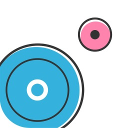 Donut Roll Up Free - Blank Playground Bouncing Game