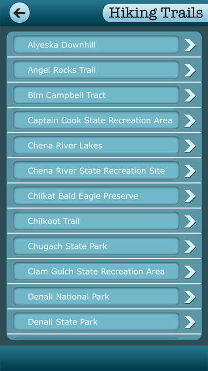 Alaska Recreation Trails Guide screenshot-3