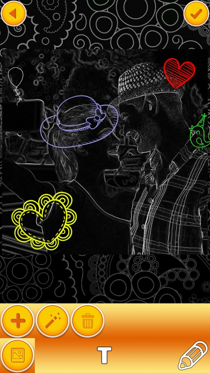 Draw on Photos & Write on Pictures - Add Text to Photo and Make Doodles and Sketches screenshot-4