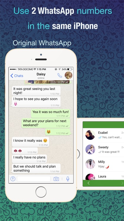 Messenger for WhatsApp - Chats screenshot-0