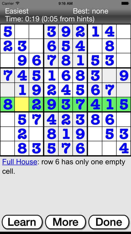 :) Sudoku + screenshot-2